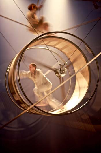Ockham's Razor and their new show The Mill