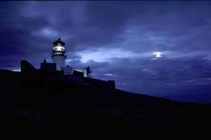 The Lighthouse is set in the Hebrides