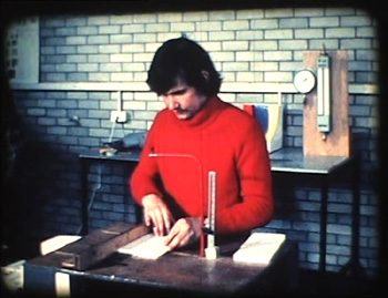 Engineering at Lancaster during the 70's (image courtesy of the Engineering Department at Lancaster University)